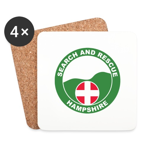 HANTSAR roundel - Coasters (set of 4)