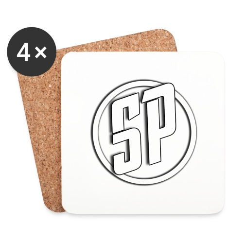 SPLogo - Coasters (set of 4)