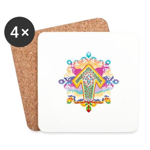 decorative - Coasters (set of 4)