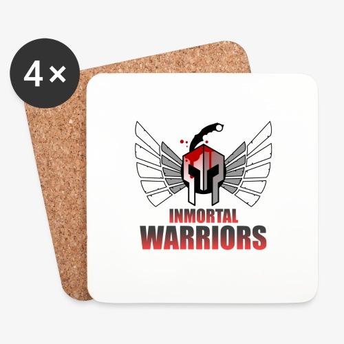 The Inmortal Warriors Team - Coasters (set of 4)