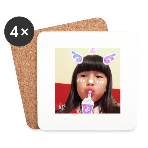 Musical.ly merch - Coasters (set of 4)