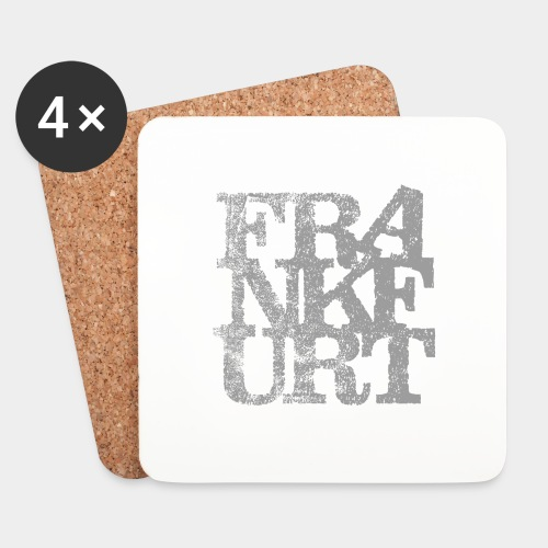Frankfurt - Untersetzer (4er-Set)