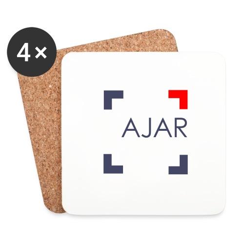 AJAR Logo - Dessous de verre (lot de 4)