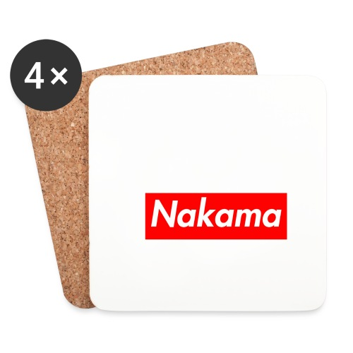 Nakama - Dessous de verre (lot de 4)