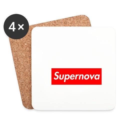 Supernova - Dessous de verre (lot de 4)