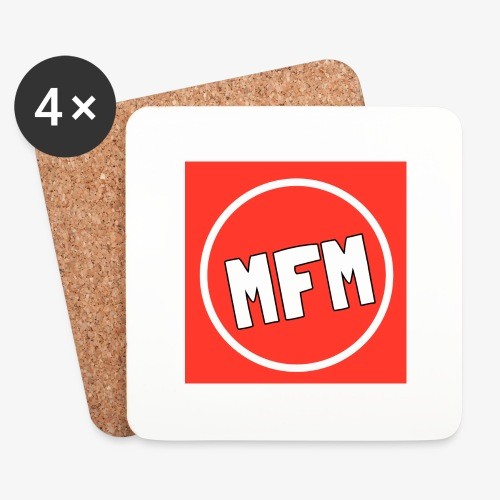 MrFootballManager Clothing - Coasters (set of 4)