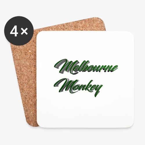 Melbourne Monkey 2 - Dessous de verre (lot de 4)