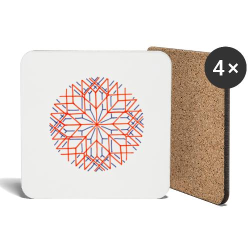 Altered Perception - Coasters (set of 4)