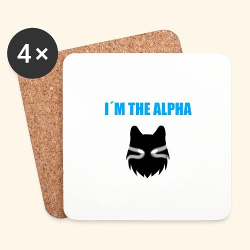 im the alpha - Lasinalustat (4 kpl:n setti)