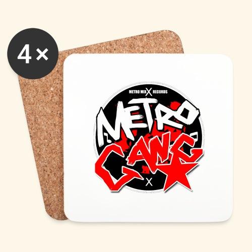 METRO GANG LIFESTYLE - Coasters (set of 4)