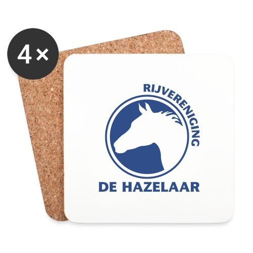 LgHazelaarPantoneReflexBl - Onderzetters (4 stuks)