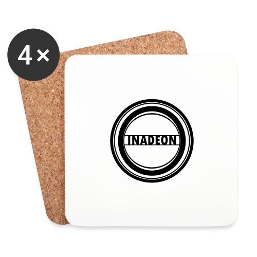 Logo inadeon - Dessous de verre (lot de 4)