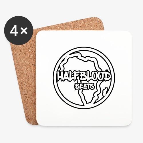 halfbloodAfrica - Onderzetters (4 stuks)