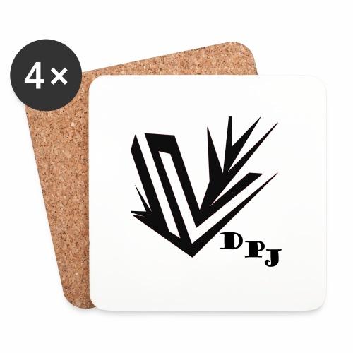 dpj - Dessous de verre (lot de 4)