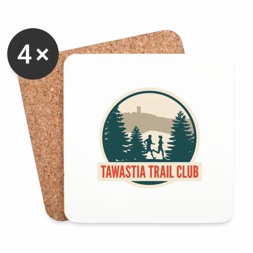 TawastiaTrailClub - Lasinalustat (4 kpl:n setti)