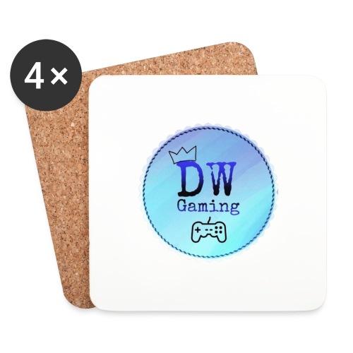 dw logo - Coasters (set of 4)