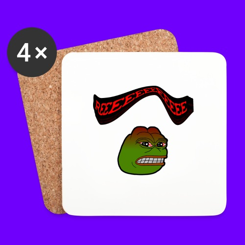pepe - Coasters (set of 4)