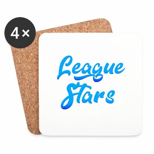 LeagueStars - Onderzetters (4 stuks)