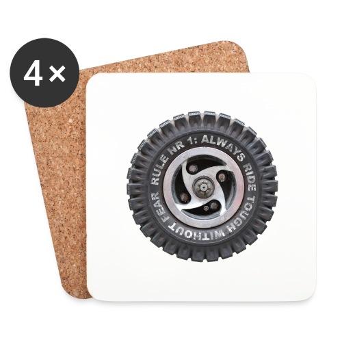 toughwheels - Onderzetters (4 stuks)