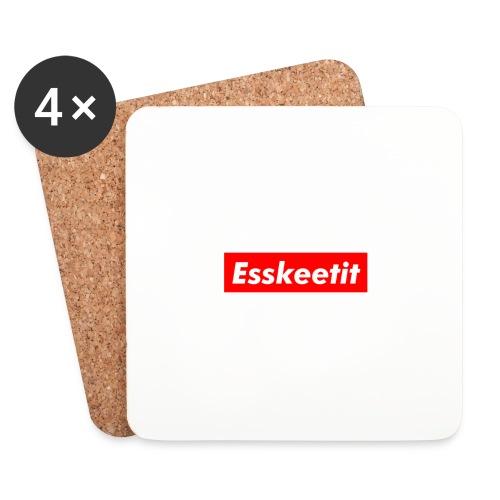 EWC ESKETIT MERCH - Coasters (set of 4)