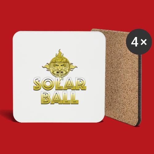 Solar Ball - Dessous de verre (lot de 4)