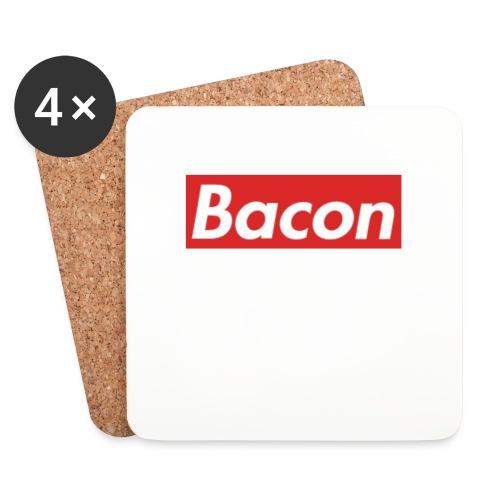 Bacon - Underlägg (4-pack)