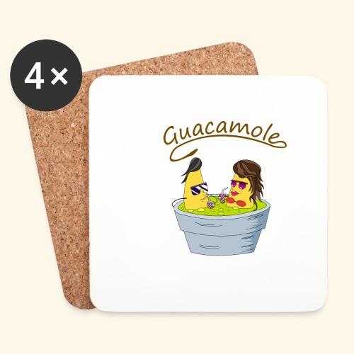 Guacamole - Posavasos (juego de 4)
