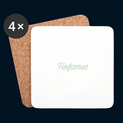 camicia di flofames - Sottobicchieri (set da 4 pezzi)