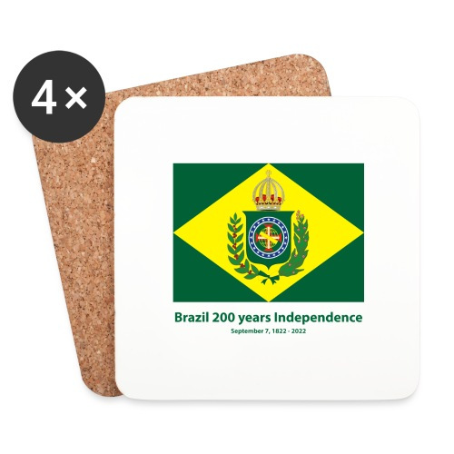 Brazil 200 years independence - Brikker (sett med 4)