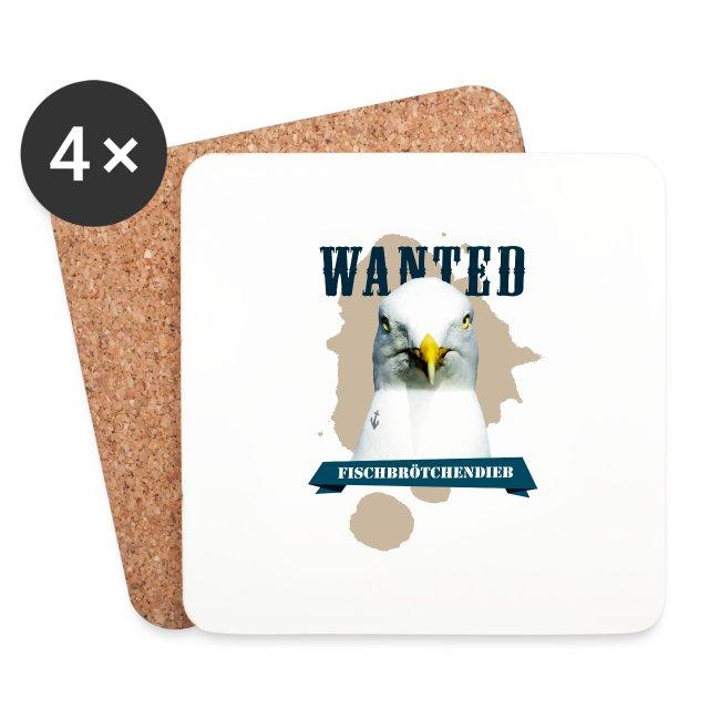 WANTED - Fischbrötchendieb