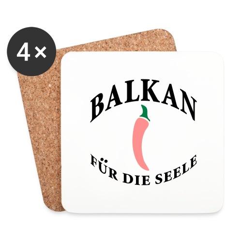 balkan für die seele - Untersetzer (4er-Set)