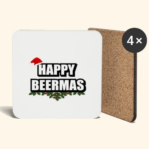 HAPPY BEERMAS AYHT - Coasters (set of 4)