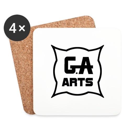 G.A.Arts - Dessous de verre (lot de 4)