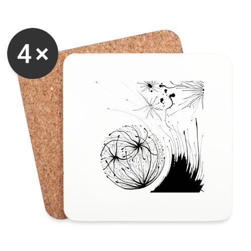 sac03 - Dessous de verre (lot de 4)