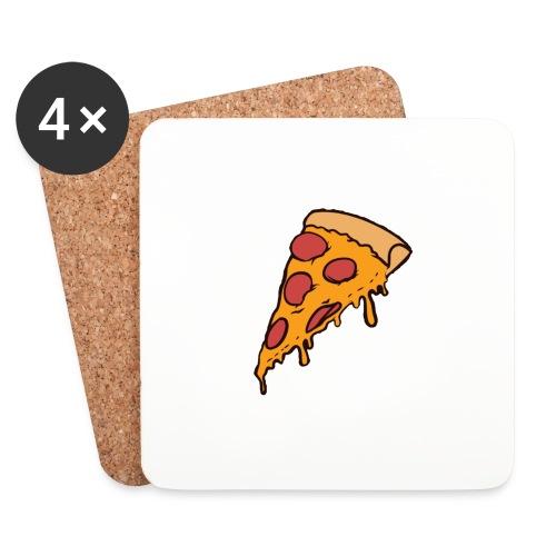Pizza - Posavasos (juego de 4)