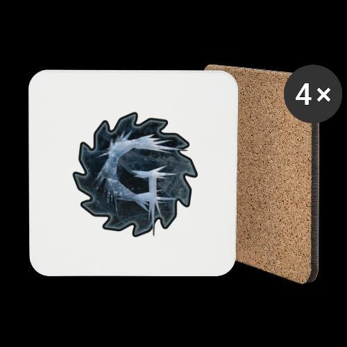 Glimmer logo 2019 v2 - Brikker (sett med 4)