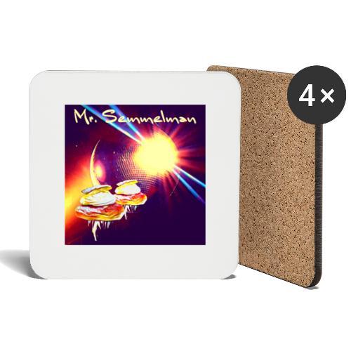 Mr Semmelman Space - Underlägg (4-pack)