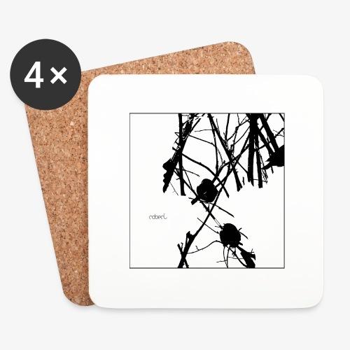 Mother Nature - Sottobicchieri (set da 4 pezzi)