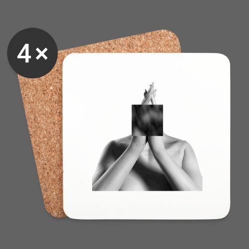 kube w - Coasters (set of 4)