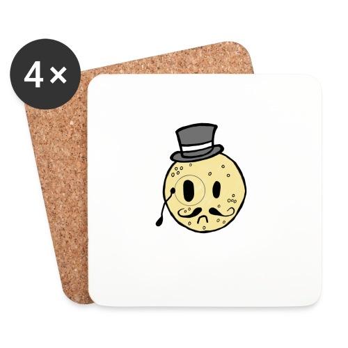 Crumpet Squad Mens T - Coasters (set of 4)