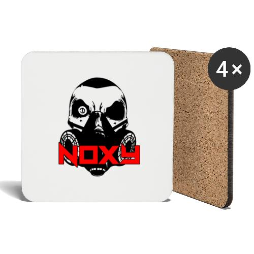 Noxy - Sottobicchieri (set da 4 pezzi)