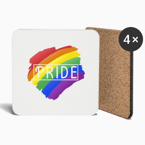Pride - Coasters (set of 4)