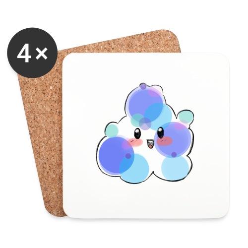 Baby Blue - Posavasos (juego de 4)