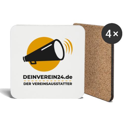 deinverein24 - Untersetzer (4er-Set)