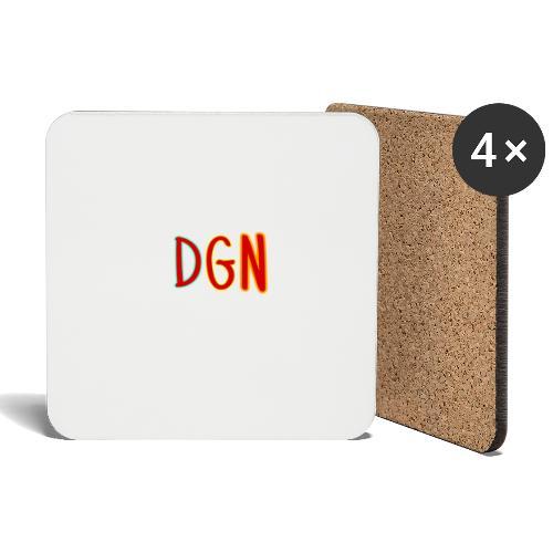 DuoGaming NL - Onderzetters (4 stuks)