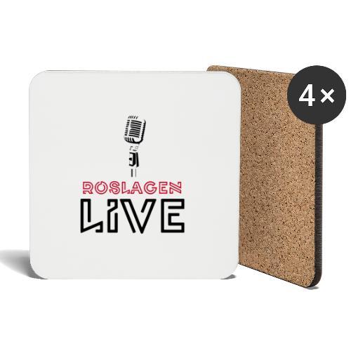 Roslagen Live - Underlägg (4-pack)