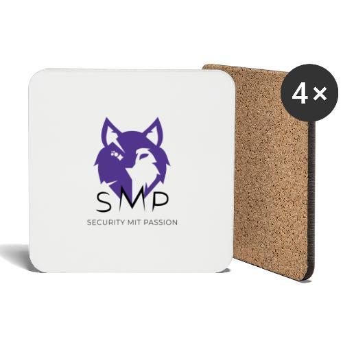 SMP Wolves Merchandise - Untersetzer (4er-Set)
