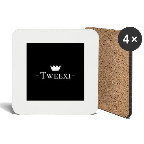 Tweexi logo - Underlägg (4-pack)
