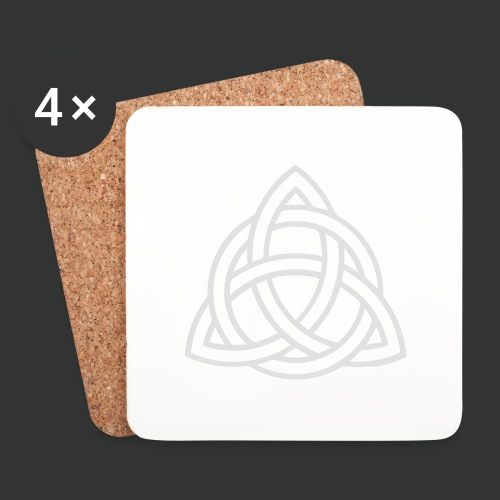 Celtic Knot — Celtic Circle - Coasters (set of 4)
