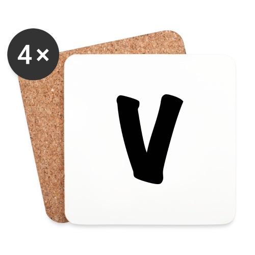 VinOnline shirt - Onderzetters (4 stuks)